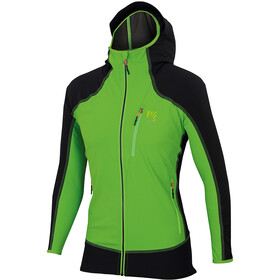 Karpos Parete Chaqueta Hombre, apple green/black